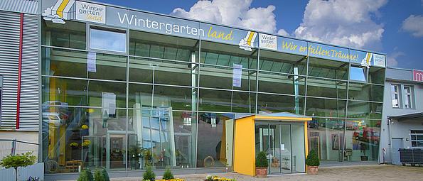 KLAIBER Premium-Partner Firma Wintergarten-land Firmengebäude