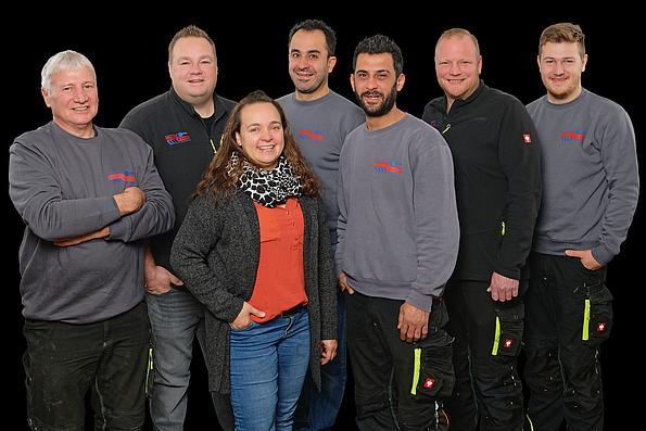 Team von Klaiber Premium-Partner Firma Bartsch & Hieber