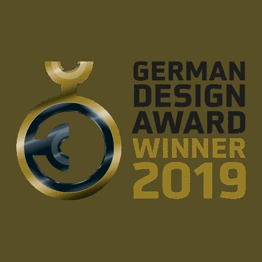 German Design Award 2019 Auszeichnung für Kassettenmarkise CAMABOX BX4000