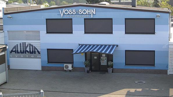 Firmengebäude KLAIBER Premium-Partner Firma Voss & Sohn