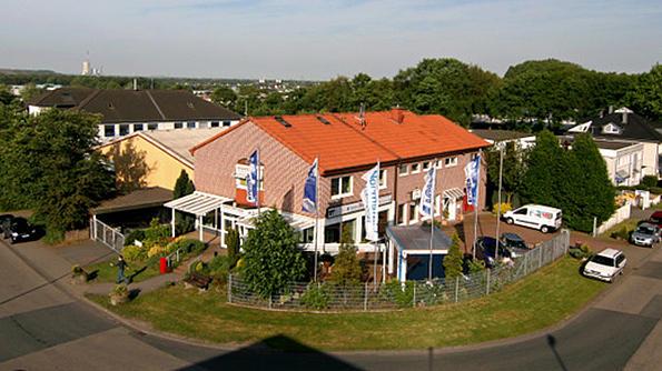Firmengebäude KLAIBER Premium-Partner Firma Stammeier