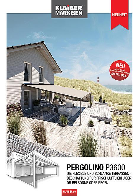 PERGOLINO P3600 - Produktflyer