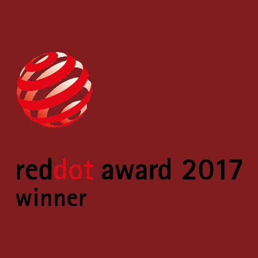 Reddot Award 2017 Auszeichnung für Kassettenmarkise CAMABOX BX4000