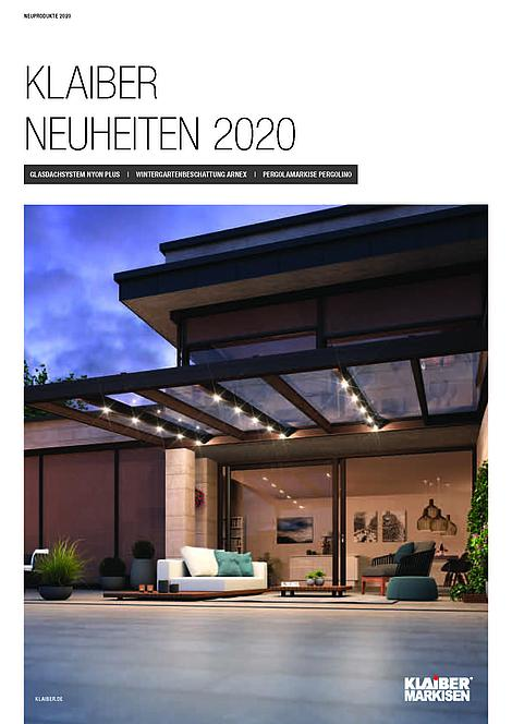 KLAIBER Produktkatalog Neuheiten 2020