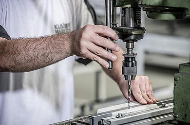 KLAIBER Produktionsstätte Forst/Baden