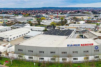 KLAIBER Firmengelände Forst/Baden