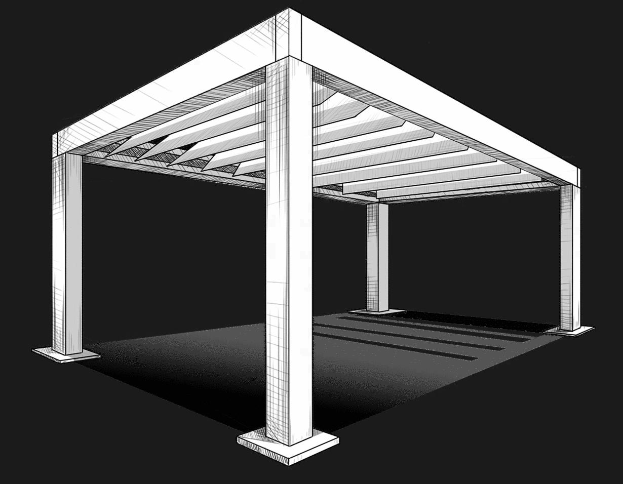 Pavillon Melano