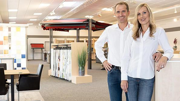 Mitarbeiter von KLAIBER Premium-Partner Firma Fuerst GmbH