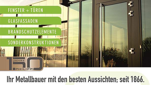 KLAIBER Fachpartner Firma Philippi Firmengebäude