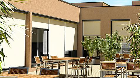 Klaiber Produktfilm - Fassadenmarkisen