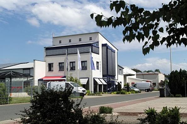 Firmengebäude KLAIBER Premium-Partner Metallbau Dries