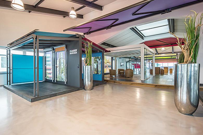 KLAIBER Ausstellungs- und Schulungszentrum Forst