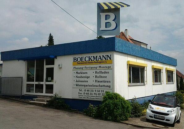 Firmengebäude KLAIBER Premium-Partner Firma Boeckmann